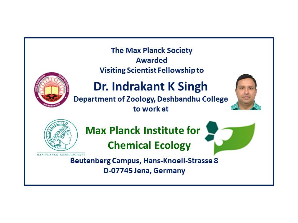 Welcome To Deshbandhu College